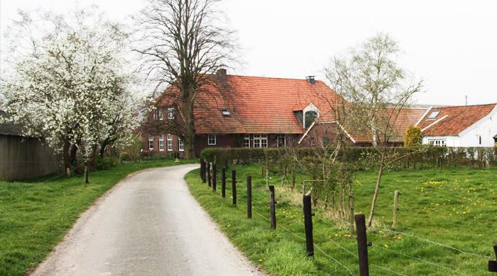 Wederopbouwboerderijen Hoogland-West (1940-1941)