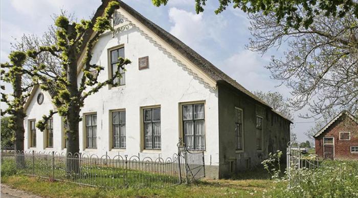 Boerderij Snellenburg Benschop (1700, 1886)
