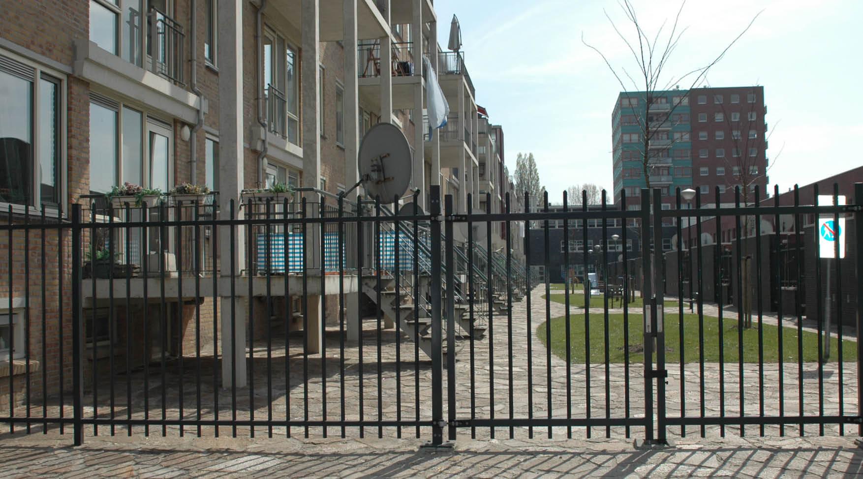 Transformatie van woonwijken met behoud van de stedenbouwkundige identiteit