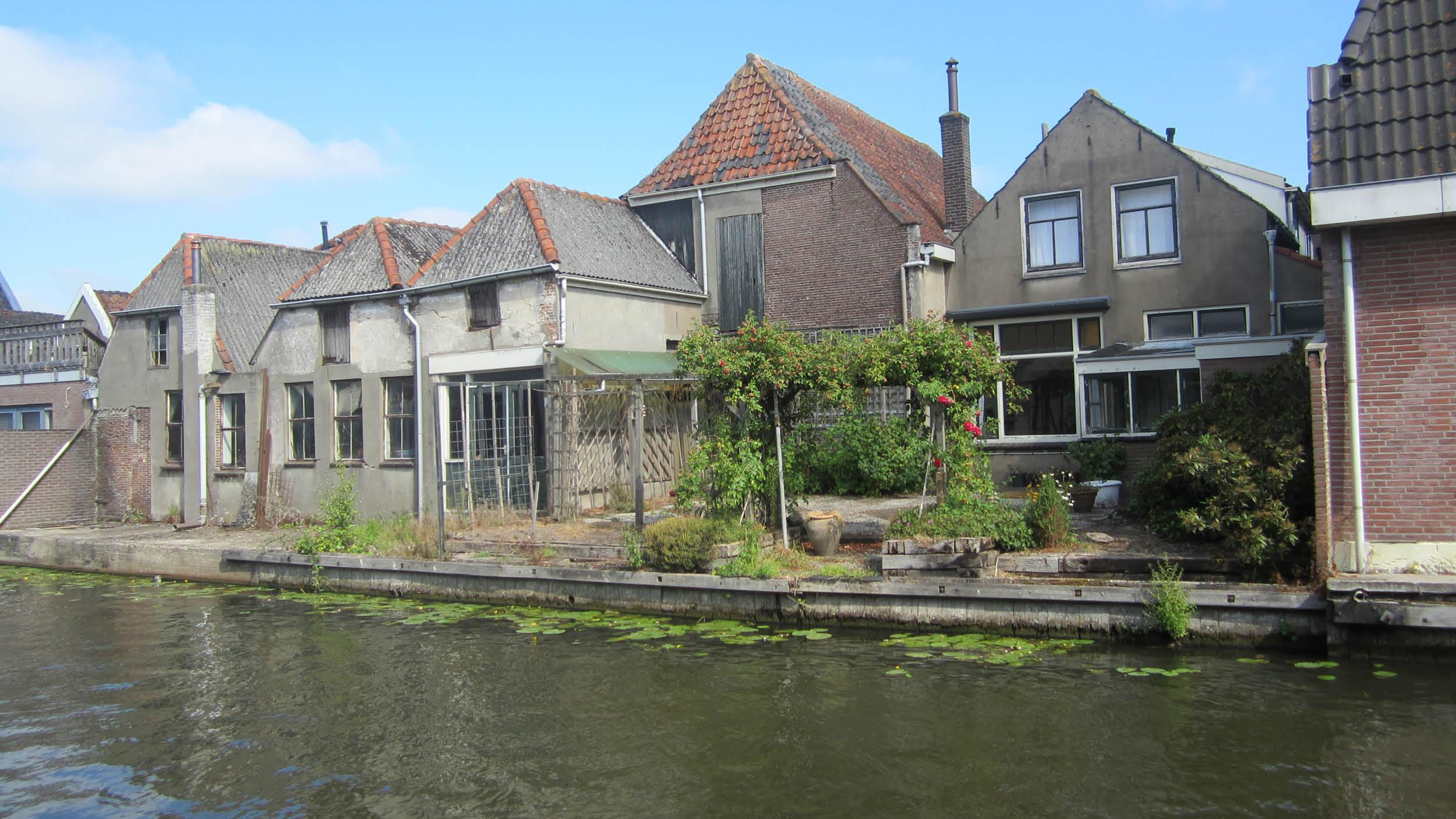 Bouwhistorisch onderzoek pakhuis Woerden