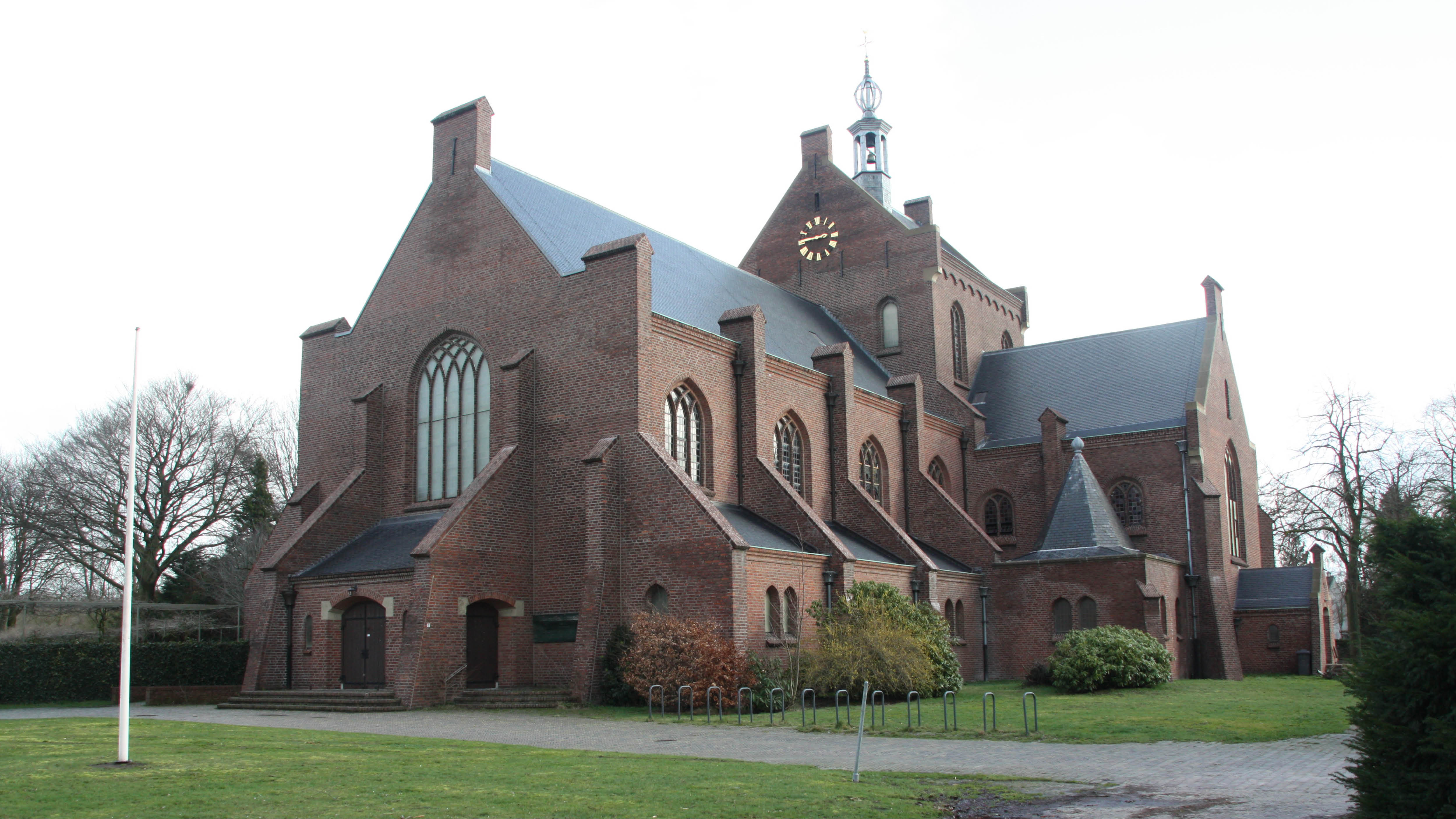 Bouwhistorische verkenning Maria Boodschapkerk Goirle